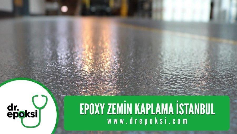 Epoxy Zemin Kaplama İstanbul