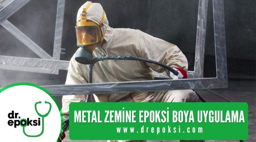 metal-zemine-epoksi-boya-uygulama