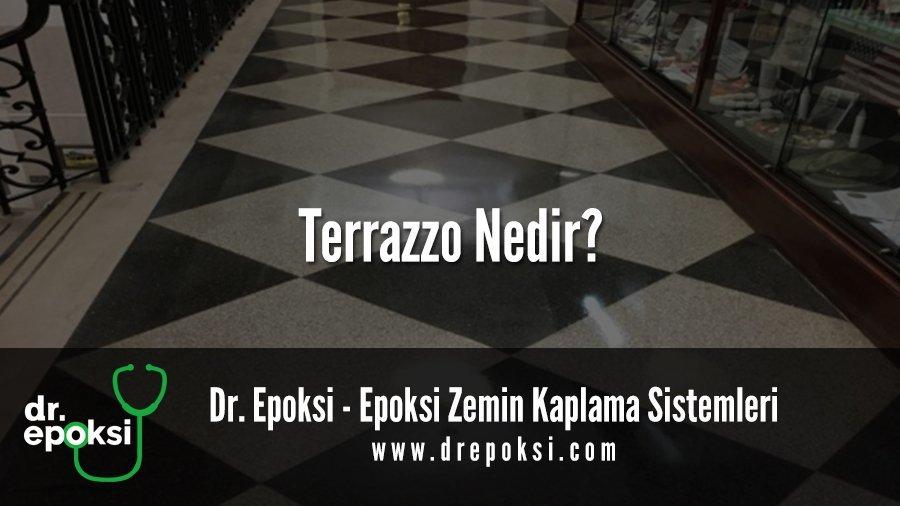 Terrazzo Nedir? Terrazzo Hakkında Bilinmesi Gerekenler