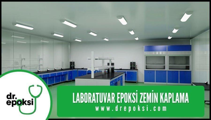 Laboratuvar epoksi zemin kaplama